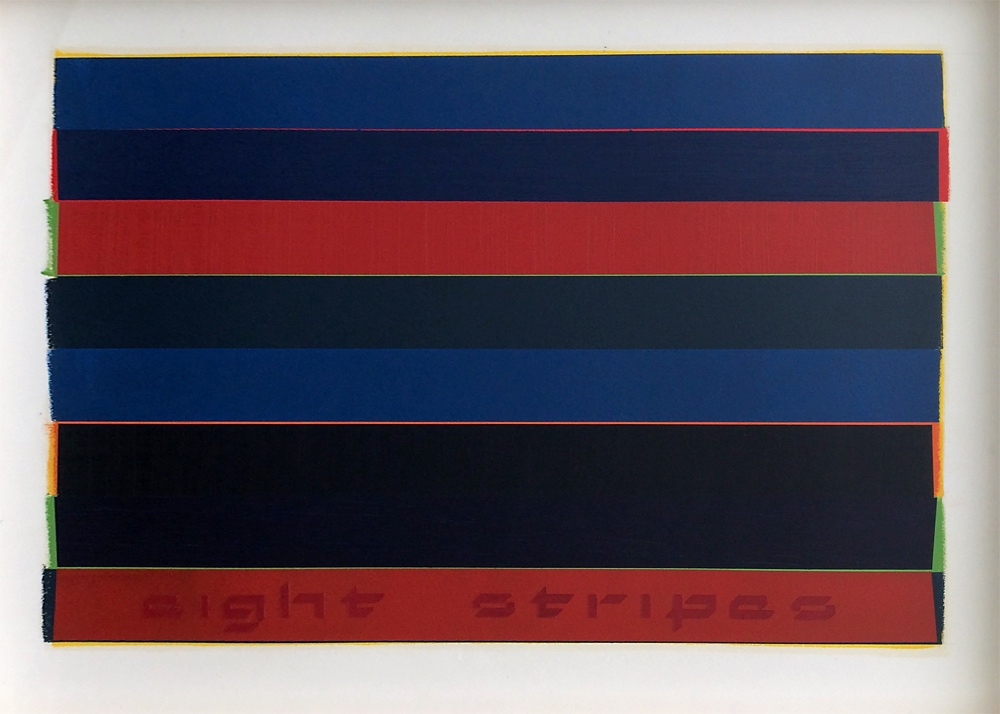 Eight Stripes, 2016